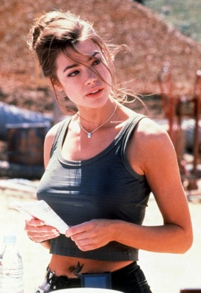 Interview Denise Richards Merry Christmas 007